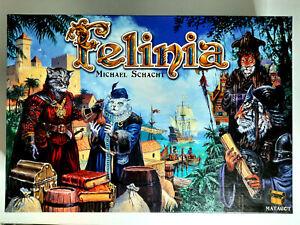 """""""Felinia"""" - Brettspiel von Michael Schacht - Top-Zustand"""
