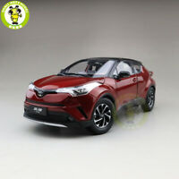 1/18 Toyota IZOA Diecast SUV Car Model Toys kids Boys gifts Red With black Roof