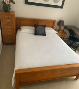 Freedom QUEEN Timber Bedroom suite