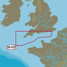 C-MAP NT + M-EW-C225 C-Tarjeta de área amplia Padstow Bay para Eastbourne