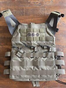 Crye Precision JPC Jumpable Plate Carrier Vest - Ranger Green - LARGE