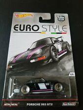 New listing HOT WHEELS CAR CULTURE EURO STYLE PORSCHE  993 GT2 ***SUPER DEAL***