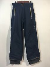 American Eagle Snow Pants Men Size Small Blue
