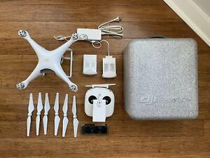 DJI Phantom 4 Pro Quadcopter Drone Package - DJI Inspected - 4K - Excellent