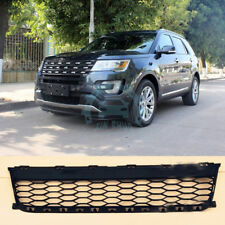 Vehicle Front Bumper Lower Grille Intake Grille For Ford Explorer 2015-2017