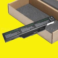 Battery for HP 550 Compaq 610 HP Compaq GJ655AA 451085-141 451086-121 451568-001