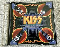 KISS Modern Day Delilah Promo Only CD Single Promotional Not Aucoin Rare Simmons