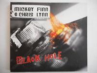 MICKEY FINN & CHRIS LYNN : BLACK HOLE - [ CD ALBUM ] --> PORT GRATUIT