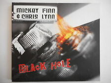 MICKEY FINN & CHRIS LYNN : BLACK HOLE - [ CD ALBUM ] --> PORT GRATUIT