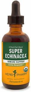 Super Echinacea by Herb Pharm, 2 oz
