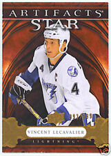 09-10 UD Artifacts Star #148 Vincent Lecavalier #/999