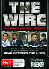 The Wire Season 5 : NEW DVD