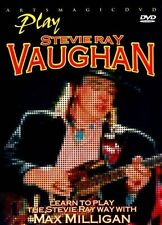 NEW Millligan, Max - Play Stevie Ray Vaughan (DVD)