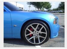 """20"""" Viper SRT8 Black M Wheels Rims FitChrysl 300 Dodge Charger Magnum Challenger"""
