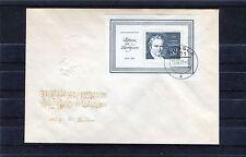 DDR Block 33 auf Erstagsbrief 200. Geburtstag von Ludwig van Beethoven - b0210