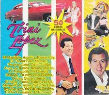 Trini Lopez 50 Exitos Originales BOX SET NEW NUEVO SEALED