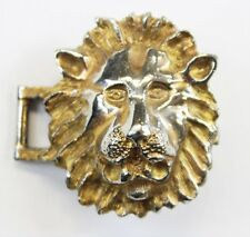 Jeannie 1978 Lion Gold Buckle