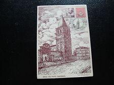 FRANCE - carte 17 18/5/1947 (exposition philatelique castres) (cy54) french