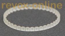 1 Zahnriemen Studer Revox PR99 MKI mit Garantie toothed belt new counterbelt NEU