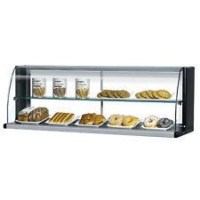 "Turbo Air Tomd-75Hw 75"" Non-Refrigerated Countertop Display Case"