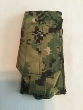 EAGLE INDUSTRIES AOR2 SMOKE GRENADE SINGLE POUCH MOLLE NAVY SEAL NSW