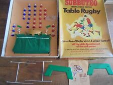 Sets Subbuteo Rugby