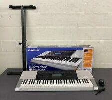 Casio CTK-4200 61-Key Electronic Keyboard w/Box Stand & AC Adapter Fast Shipping