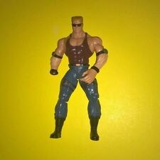Duke Nukem Action Figure--ReSaurus--1997--3D Realms FPS Video Game Toy Loose
