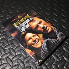 THUNDERBOLT AND LIGHTFOOT (DVD, 2000) CLINT EASTWOOD, JEFF BRIDGES RARE!