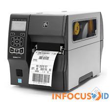 Refurbished Zebra ZT410 203 DPI Direct / Thermal Transfer Printer With Ethernet