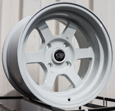 15x9 Rota GRID V 4x100 +0 White Wheel (1)