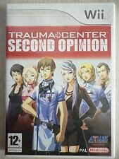 Trauma Center Second Opinion Jeu Vidéo Wii