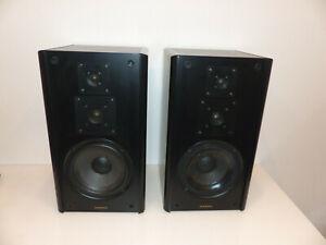 Onkyo SC-570 1 Paar Lautsprecher Boxen Lautsprecherboxen Standlautsprecher