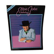 Elton John Anthology Piano Music