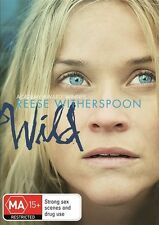 Wild (Dvd) Reese Witherspoon, Laura Dern, Adventure, Drama, Biography