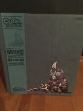 Cute But Deadly Blizzard World of Warcraft Colossal Arthas 8-Inch Vinyl Figure