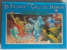 La Fiesta de la Calle del Horror. Libro Infantil.
