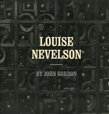Louise Nevelson, by John Gordon. Whitney Museum of American Art, 1967