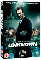 Unknown DVD 2011 - Liam Neeson - New and Sealed
