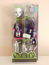 MONSTER HIGH Add On Skeleton / Squelette CREATE A MONSTER 2012 1ère vague Neuf
