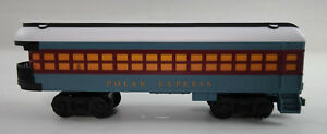 Lionel ~ The Polar Express  Gauge is Ready-to-Play Observation Car  FREE SHIP!