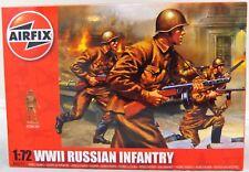 Airfix Nr. A01717 WW II Russian Infantry in 1:72