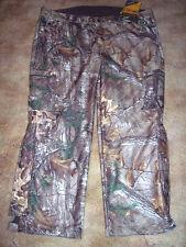 Browning Camo Pants Real Tree Camo Scent Control Hunting Pants 2X Realtree $150+