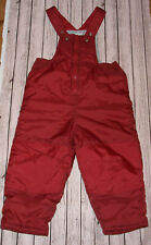 Baby Gap salopettes age 3 years fleece-lined