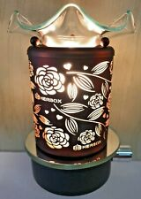 Electric Plug-in Fragrance Lamp/Oil Burner/Wax Warmer/Night Light H-001