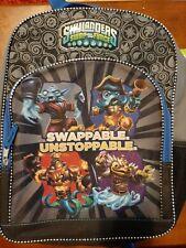 Skylanders Swap Force Boy's 16 inch Backpack - Blue