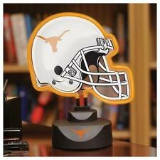 University of Texas Longhorns Neon Helmet Lamp