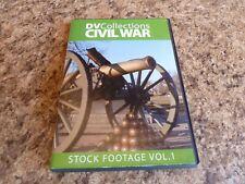 Buyout civil war stock footage Dvd