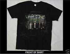 Maroon 5 Size Small Black T-Shirt