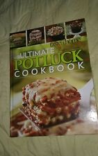 Taste Of Home The Ultimate Potluck Cookbook Hardcover 2011